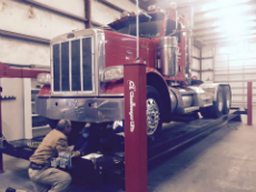 24 7 Truck Service Standing By Black S Tire Auto Service