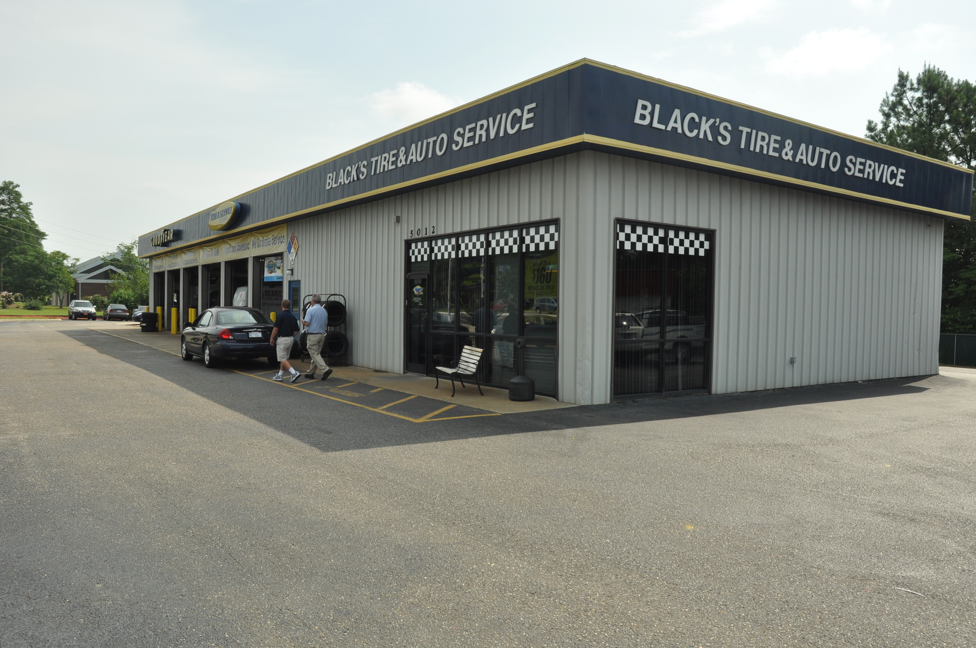Tires & Auto Repair Fayetteville, NC