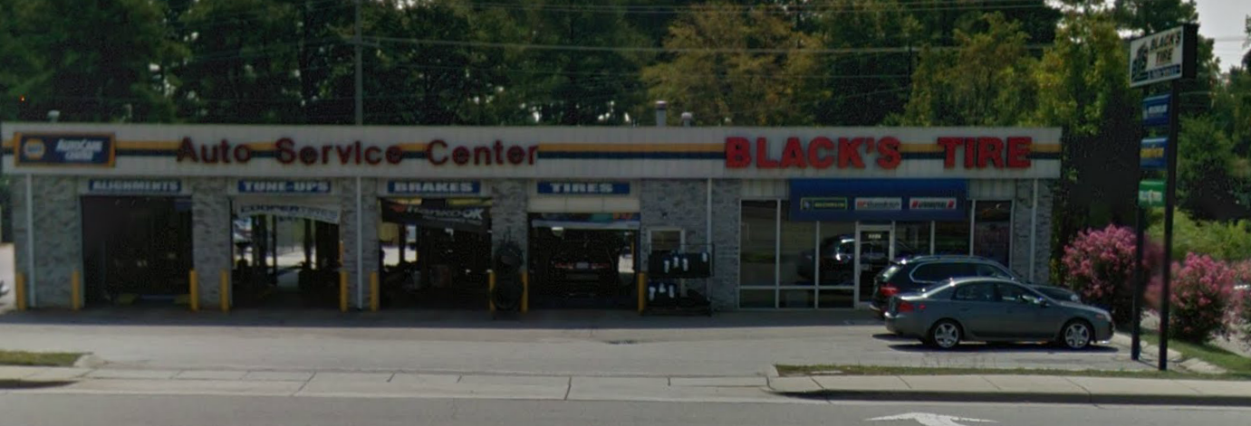 Florence NC Blacks Tire